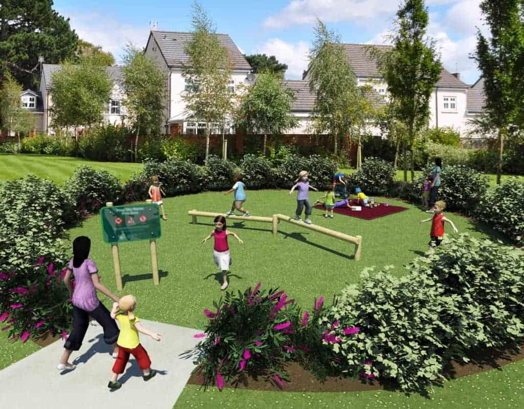 LAPs Playground Design