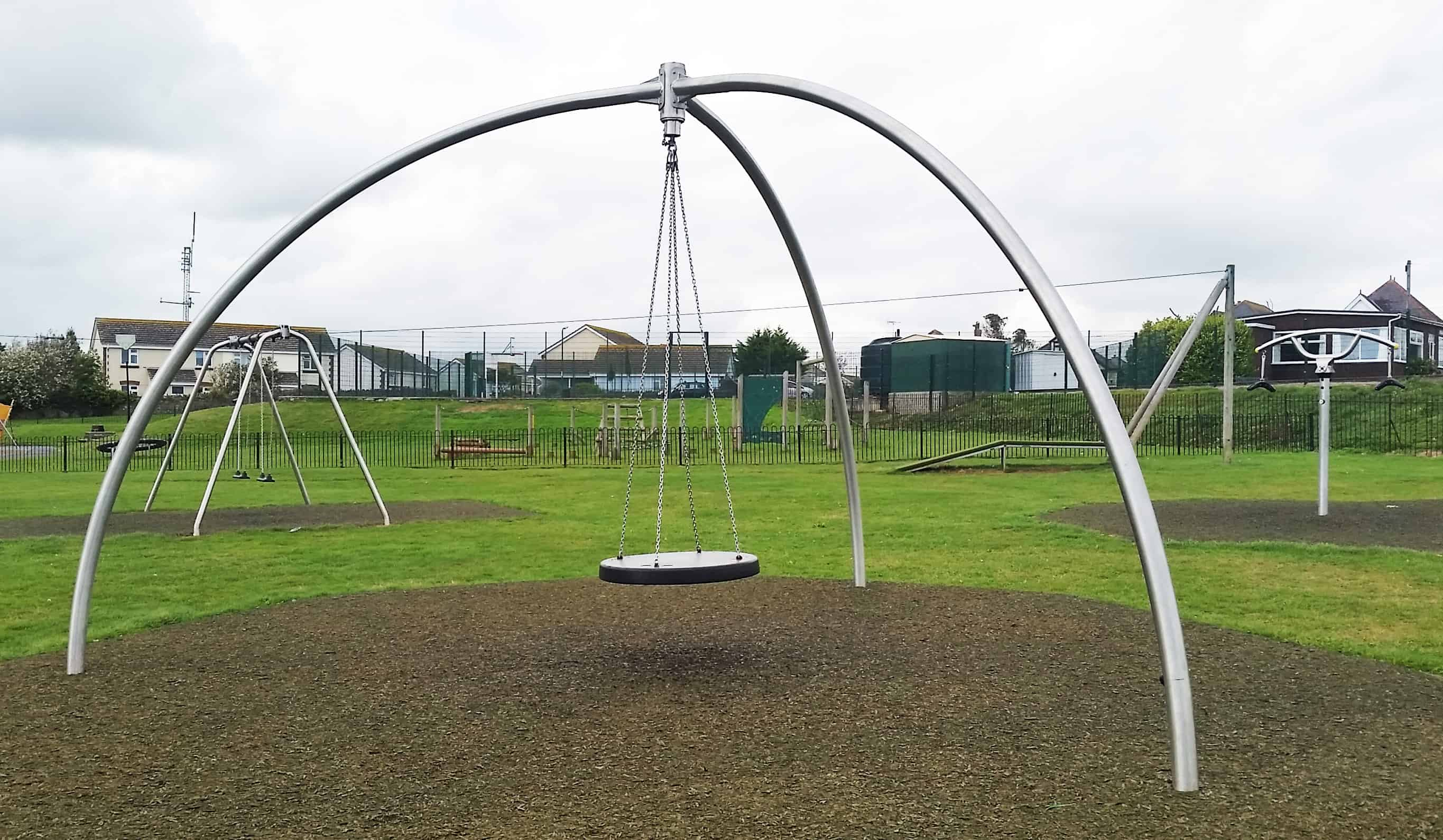 furzeham green mega swing within case study
