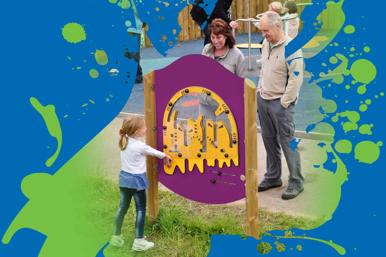 Play Panels for Public Play Areas