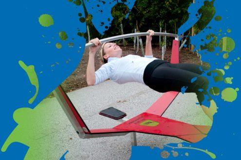 Outdoor Gym Equipment - Training Buddies