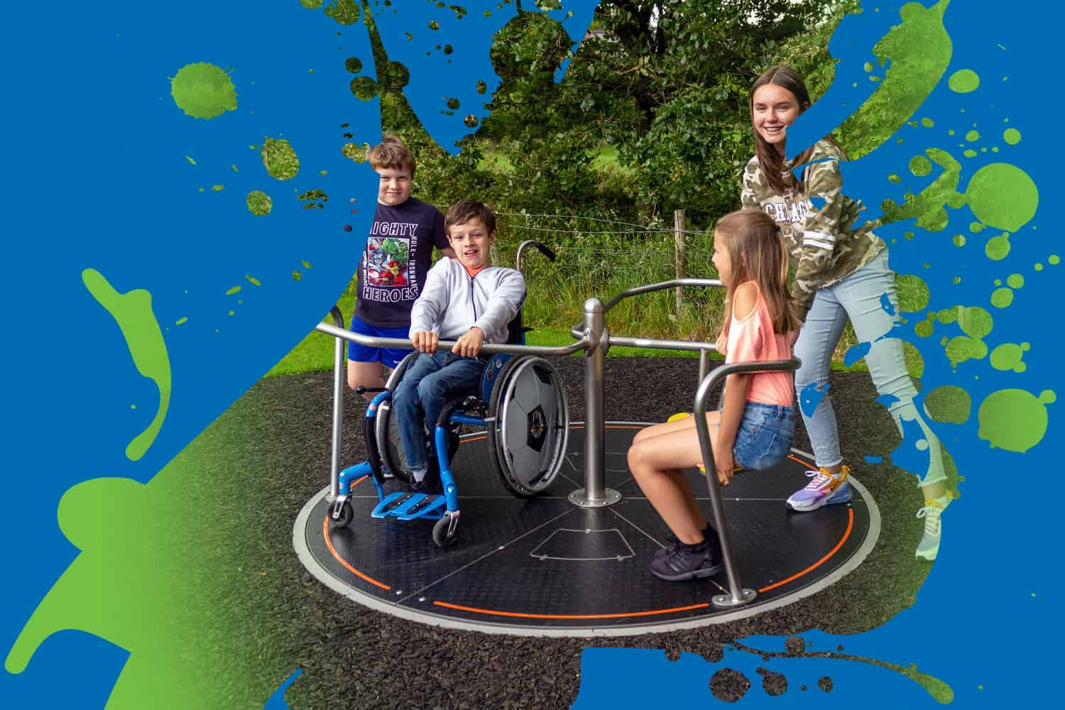 Inclusive Playground Design